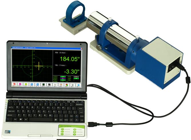 HC1000型 高精度双轴光电自准直仪_电脑数据处理