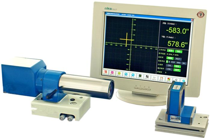 HC1000型 高精度双轴光电自准直仪_导轨误差
