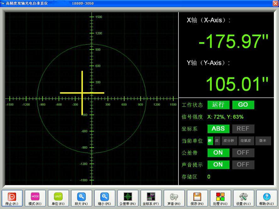 HC5000系列 高精度双轴电子光电自准直仪