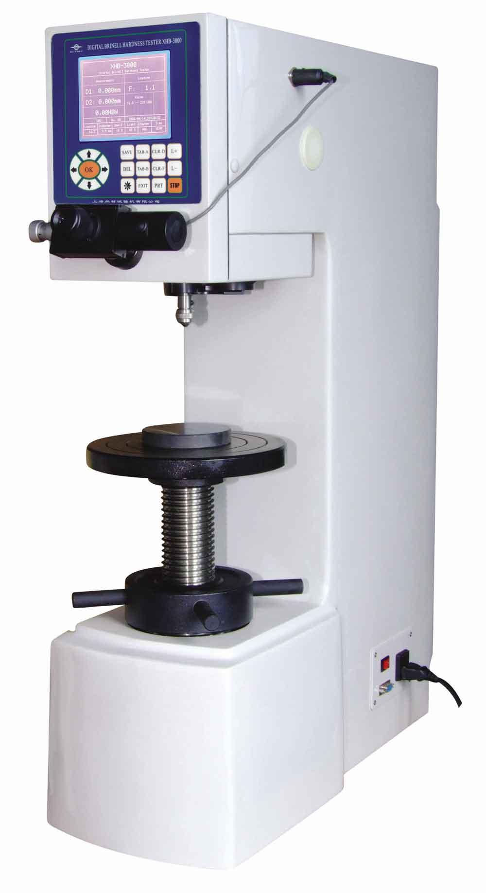 HBS-3000型 数显布氏硬度计(大屏幕数显)