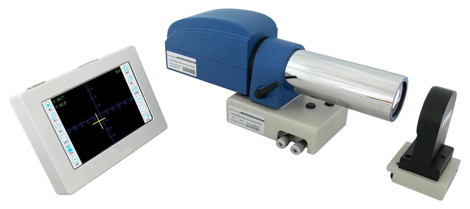 HC5000C系列 高精度双轴电子光电自准直仪 (HC5000C-3050/HC5000CH-3050)