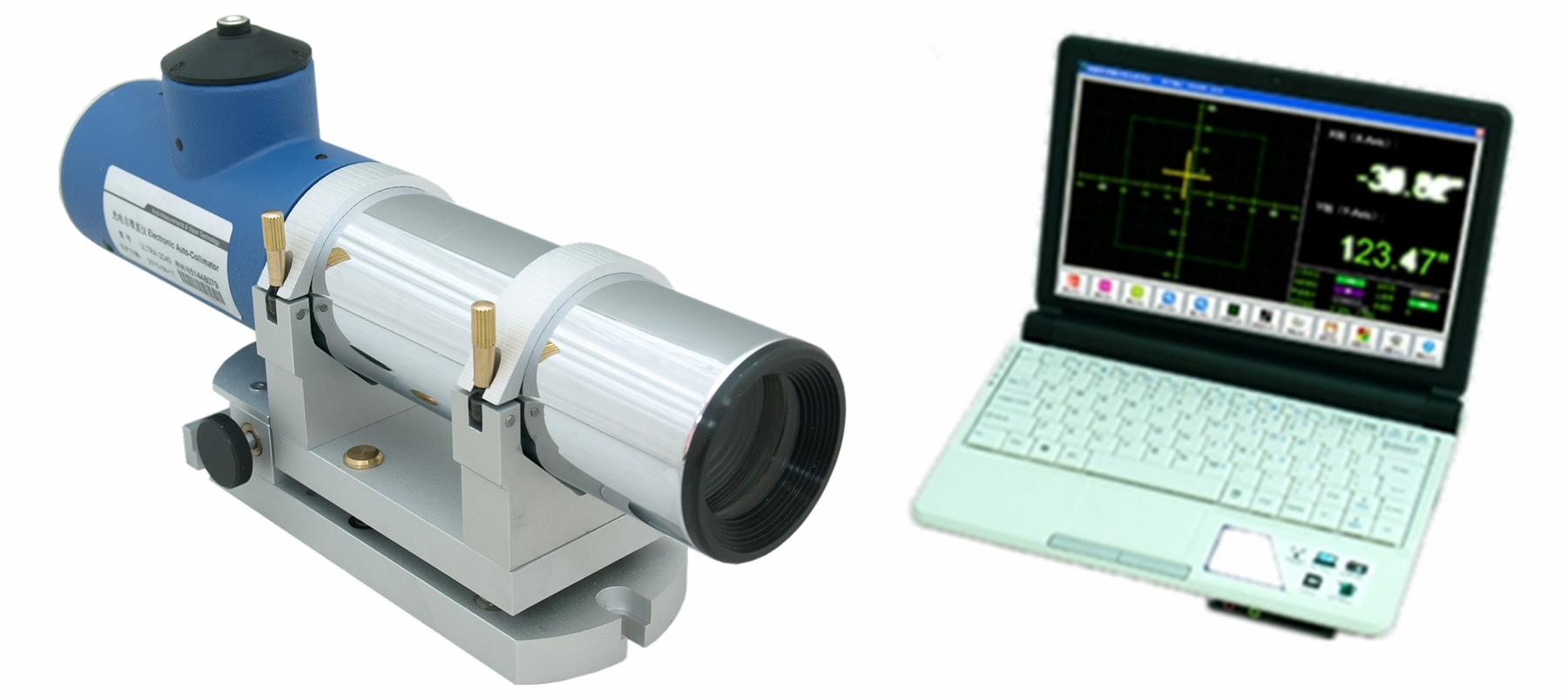HCUltra-2040B/2045B/3045A型 高精度双轴电子光电自准直仪